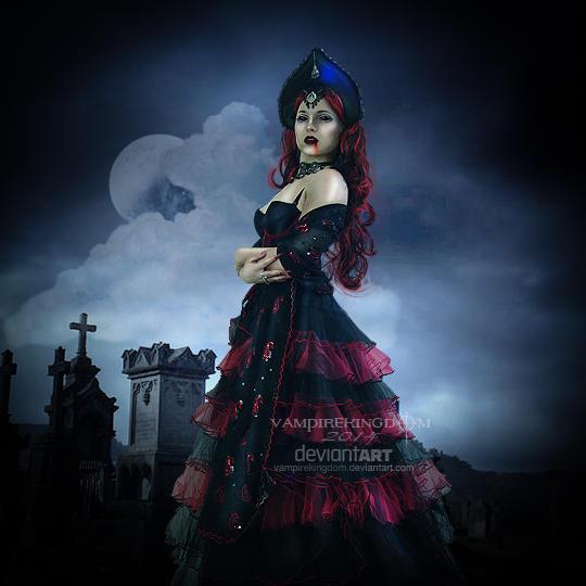 Carmilla by vampirekingdom