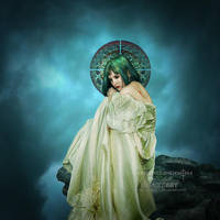On the Cusp of the Abyss by vampirekingdom