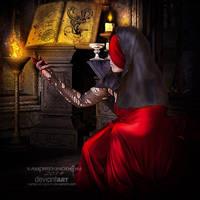 The Secret Book by vampirekingdom