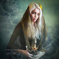 Madonna of Shadows by vampirekingdom