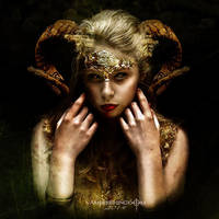 Evil Presence by vampirekingdom