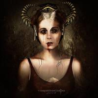 Goddess of Hell by vampirekingdom