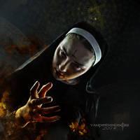 Presences in the Shadows  SISTER by vampirekingdom