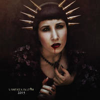 Nocturnal Visit by vampirekingdom
