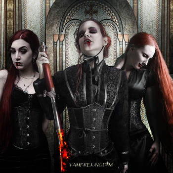 The deadly trilogy by vampirekingdom
