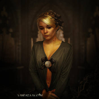 Margarethe's innocence by vampirekingdom