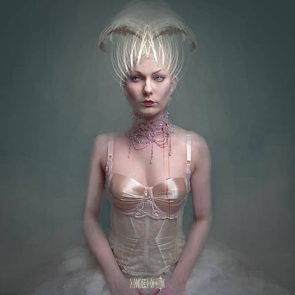 The Glamour of Death by vampirekingdom