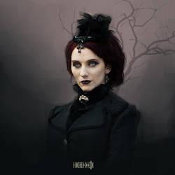 Mekare by vampirekingdom