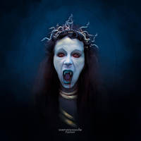 La Gorgona by vampirekingdom