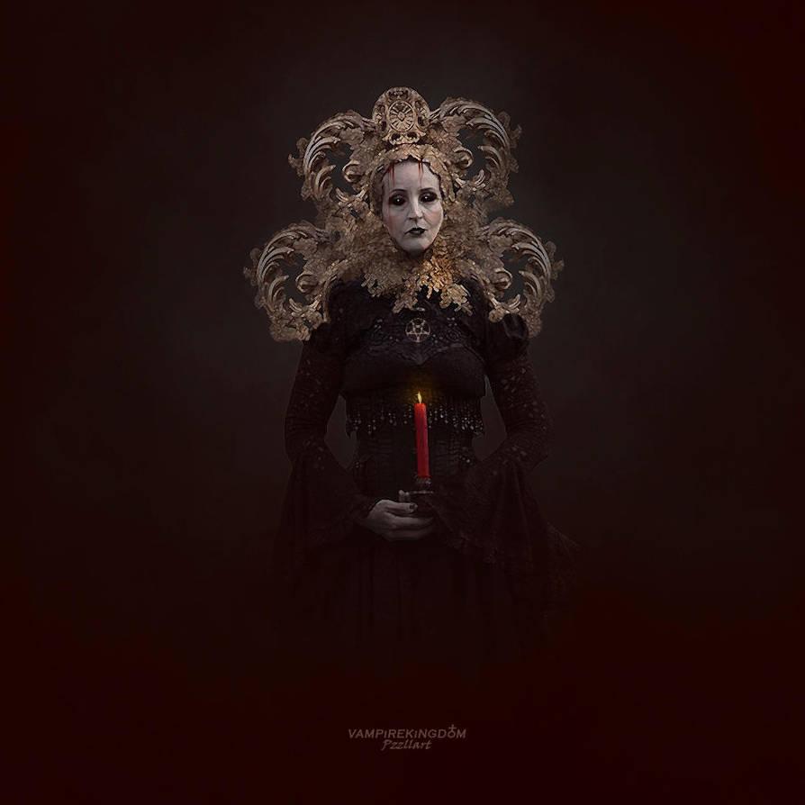 Magia Negra by vampirekingdom