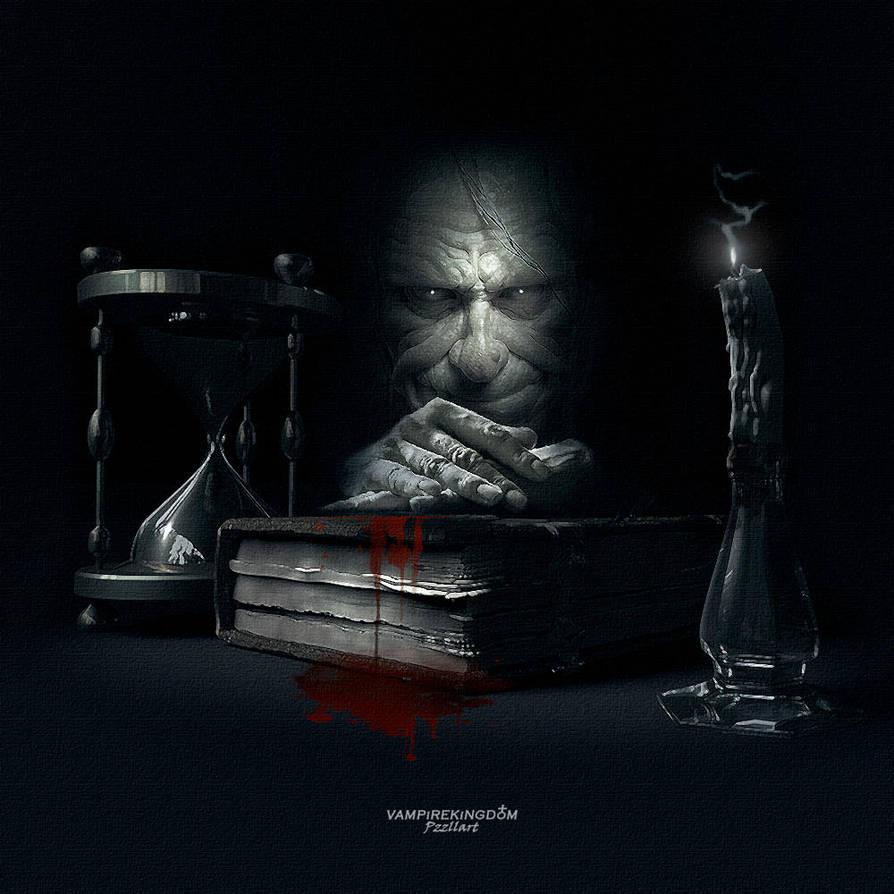 El Libro de los SecretoS by vampirekingdom