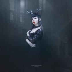 Un PalaciO VaciO by vampirekingdom