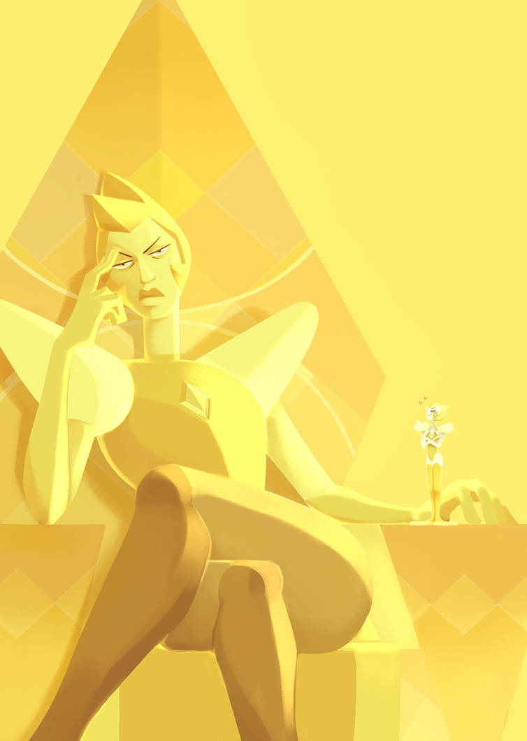 My brilliant, opulent, radiant, glimmering-! as I promised this year I'm gonna make huevember! yep! and I'm gonna focus on the gems (since we actually have quite an interesting variety ...