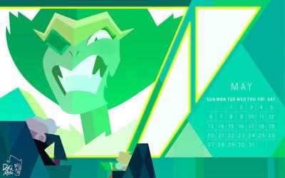 the birthstone of May: Emerald! by weirdlyprecious