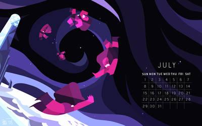 the birthstone of July: Ruby! Ruby! RUBY! RUBY! by weirdlyprecious