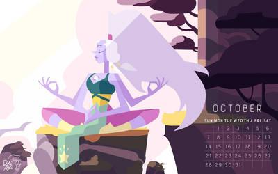 the birthstone of October: Opal! by weirdlyprecious