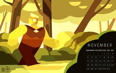 the birthstone of November: Topaz! by weirdlyprecious