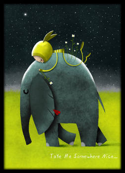 Elefante by toinjoints