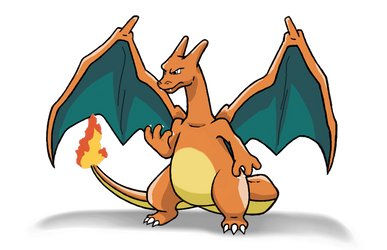 Charizard by Bman-64