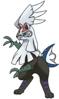 Silvally by Bman-64