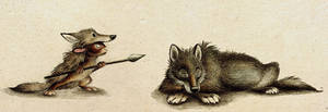 The Hunter by Skia
