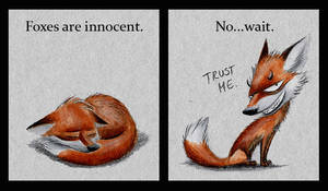 Innocence by Skia