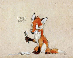 Rabies by Skia