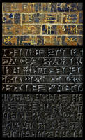 Cuneiform by Skia