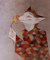 The Clown by Skia