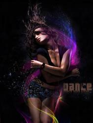 Dance mid Light by Danial061