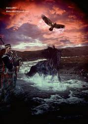 Scotland River by Danial061