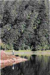 Grand Etang Ile Reunion by poluxtartanpion