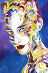 Colourful Swirls by christina-0o