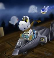 Mario Kart Wii by KisaKnight