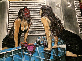 mirror of the soul by alexkajf