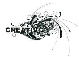 creativity by CHIN2OFF