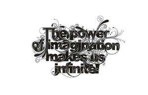 the power of imagination by CHIN2OFF