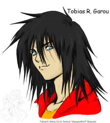 HP RP character - Tobias by ArpegiusWolf