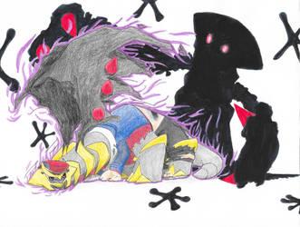 Shadow Force (pt.2) by BoooooyahX