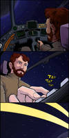 LFOTSH Intro Comic Strip by amade