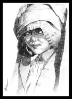 Tuareg Bride by amade