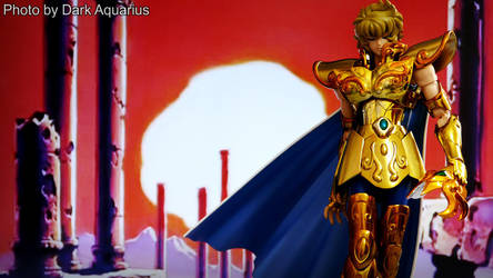 Golden Leo by darkaquarius6575