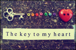 The key to my heart by Lilith1995