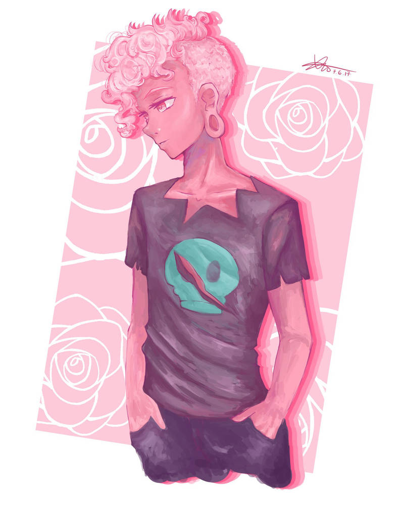 Lars has become an aesthetic. I'm glad people are paying more attention to him now. I've always liked his character.