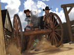 Cavalry Fight 21 by cowboy1976