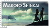 Makoto Shinkai Stamp by alice-top