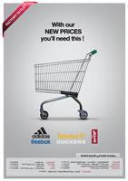 RaSport press Ad by AhmedGalal