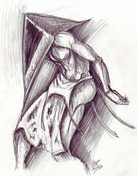Pyramid Head by Skymouth