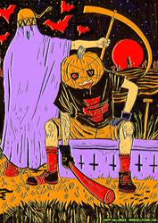 Halloween 2018 by Harkill
