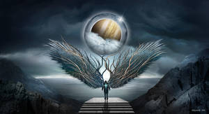 Cosmic Dreamer by Softyrider62